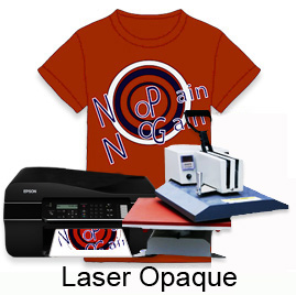 "Laser Opaque Transfer Paper-11""X17"""