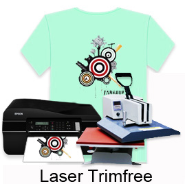 "Laser TrimFree Transfer Paper-11""X17"""